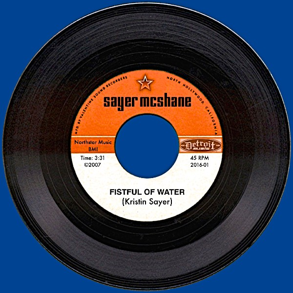 Download - Fistful Of Water - Sayer McShane
