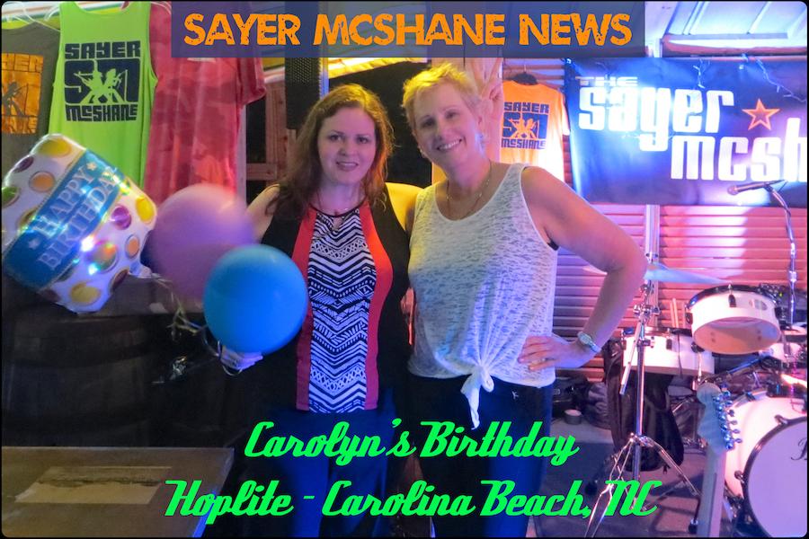 Sayer McShane News