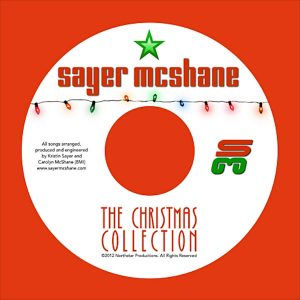 Red Sayer McShane Christmas Collection CD - $12.95