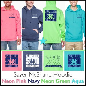 Sayer McShane 2 Sided Long Sleeve Tee - $44.95