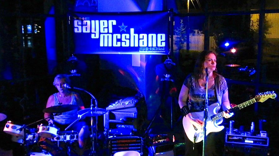 4 Sayer McShane shows this week