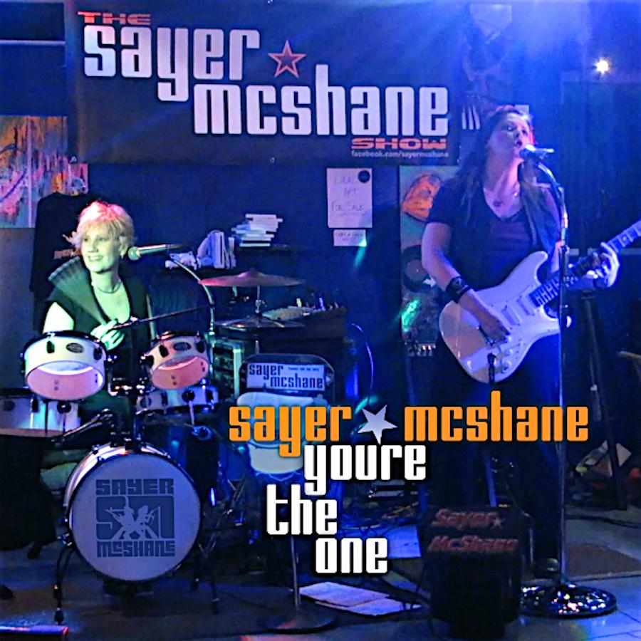 Sayer McShane - You're The One Artwork
