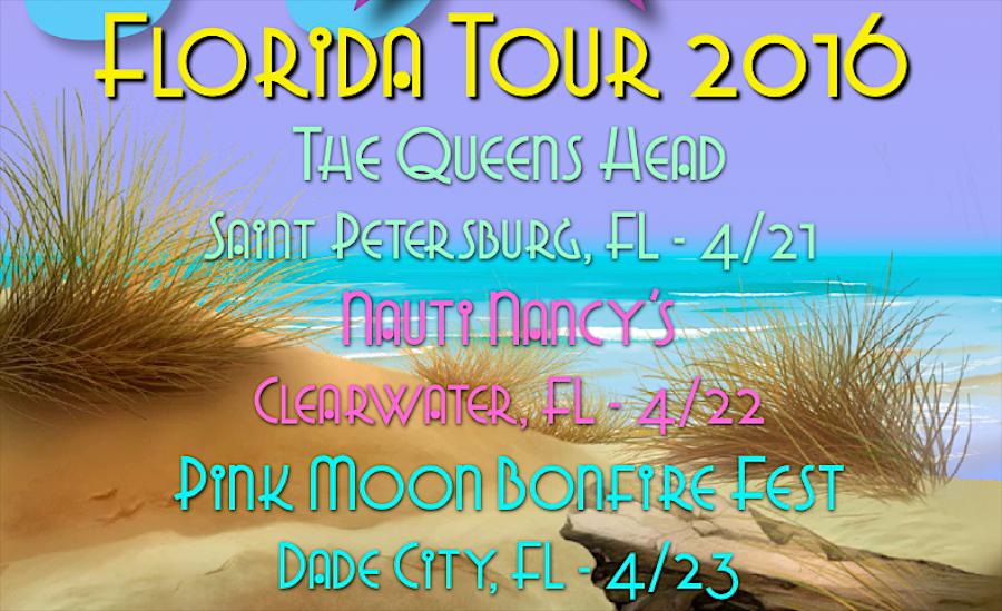 Sayer McShane Florida Tour 2016