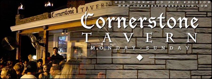 Sayer McShane at Cornerstone Tavern - Raleigh, NC
