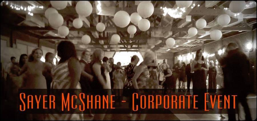 Sayer McShane - Corporate Event - Charleston, SC