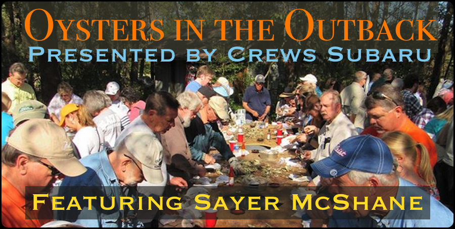 Sayer McShane at Oysters in the Outback Presented by Crews Subaru - Charleston, SC