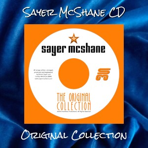 Sayer McShane Original Collection CD - $14.99